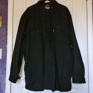 Dark green, Carhartt, Sz 4XL